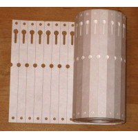 Бирка-петелька для маркировки растений 25 шт.