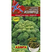 Капуста Изумруд листовая