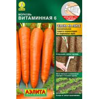 Морковь (лента) Витаминная-6